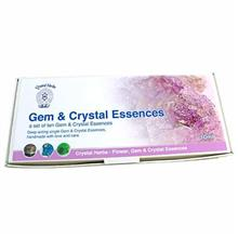 10ml Gem & Crystal Essence Self Select Set - Ten Essences