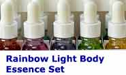 Rainbow Light Body Essence Sets