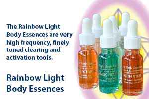 Rainbow Light Body Essences
