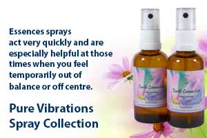 Pure Vibrations Spray Collection