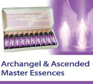 Archangel & Ascended Master Essences