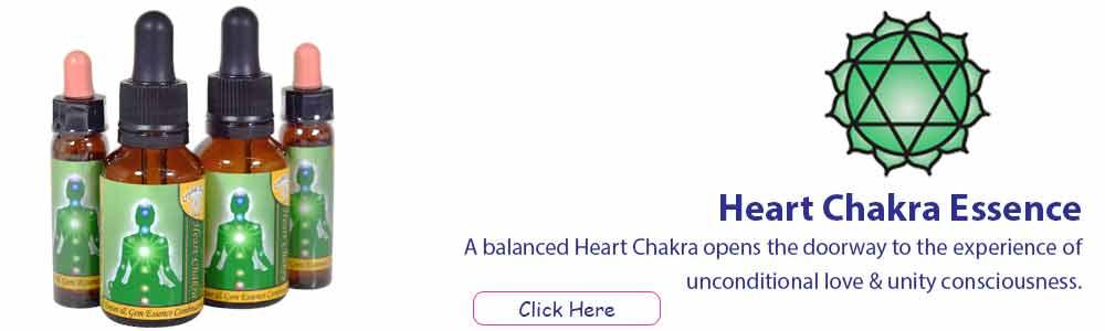 Heart Chakra Essence